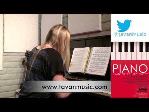 Brianna Piling - Piano Instructor at Tavan Music Academy