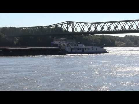 Danube River Bridge , Dunaföldvár ,2011.05.29.