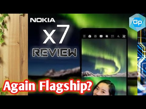 Nokia x7 review - Price, Specs, Camera & features | Nokia x7 release date