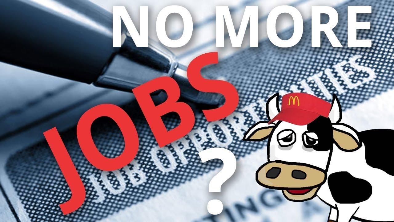 Jobs Aren't Being Destroyed This Fast Elsewhere. Why Is That?