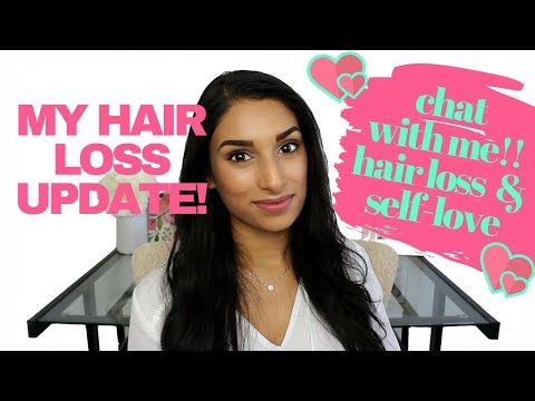 Chat With Me + Hair Loss Update!