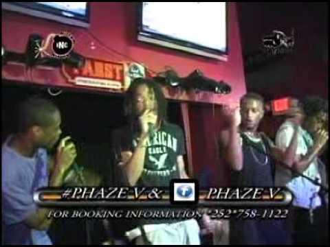 Phaze V in Action!