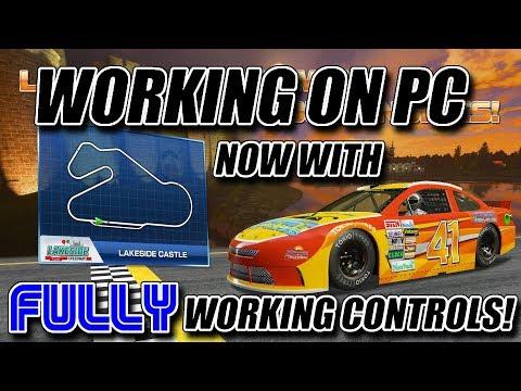 Daytona Championship USA -- Controls FULLY working on PC! (Lakeside Speedway)