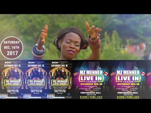Mz menneh live in Canada / Liberian Music / Gbema Music / Afro Music