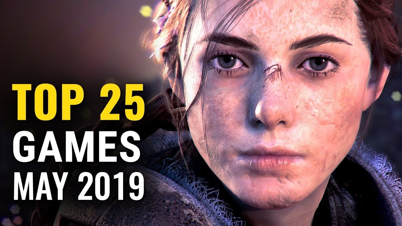 Top 25 New Games Of May 2019 Ps4 Switch Pc Xb1