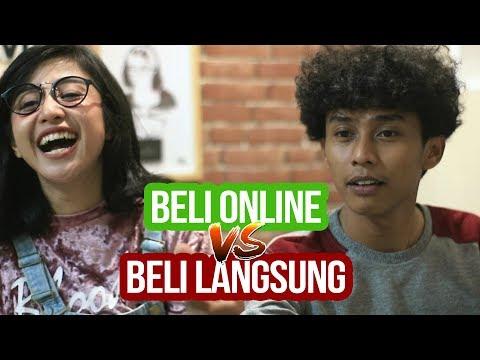 Murah Online atau Offline ?