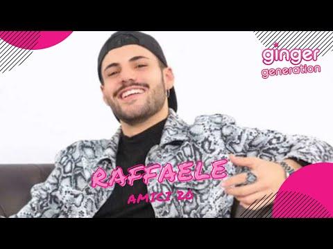 Raffaele parla di AMICI 20 e del rapporto con Martina Miliddi