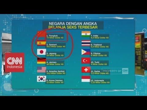 Geliat Bisnis Prostitusi Dunia, Indonesia Nomor 12
