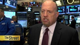 Jim Cramer Says McDonald's Is a Stock to Own, Caterpillar Dividend Is Safe