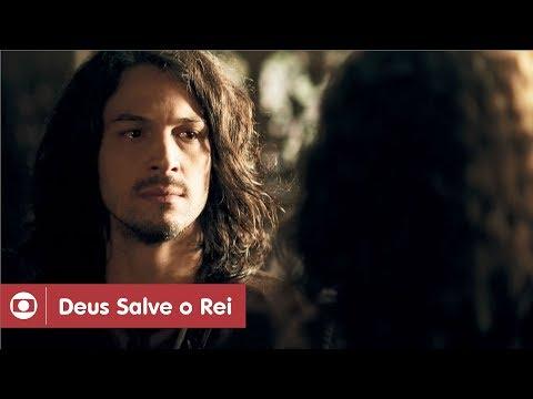 Deus Salve O Rei: capítulo 73 da novela, terça, 3 de abril, na Globo