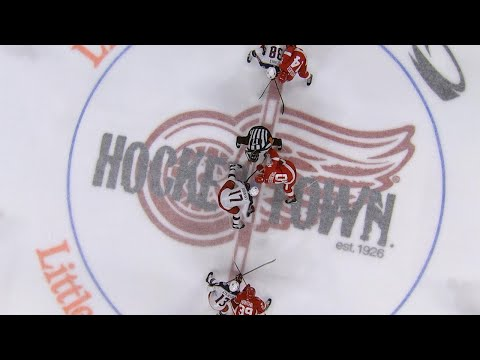 11/11/17 Condensed Game: Blue Jackets @ Red Wings