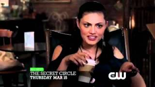 The Secret Circle Season 1 Episode 16 Lucky Extended Promo