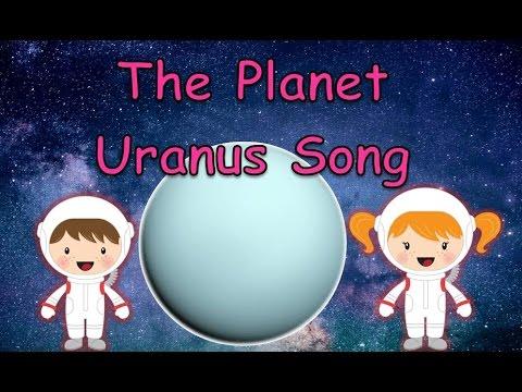 The Planet Uranus Song | Planet Songs for Children | Uranus Song for Kids | Silly School Songs