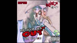 Repeat youtube video Hopsin - Rip Your Heart Out (ft. Tech N9ne)