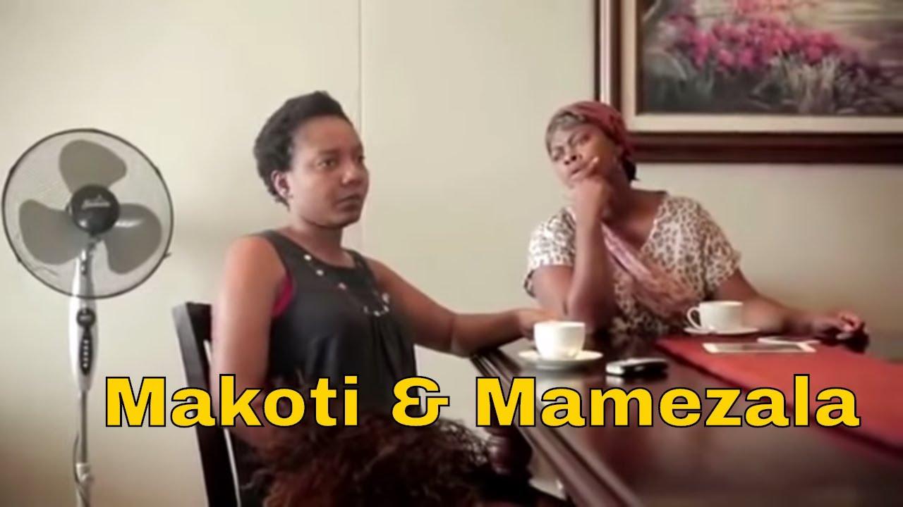 Download Makoti & Mamezala   Dawn Thandeka King and Thenjiwe   Thenjiwe Comedy Skit   Zulu Comedy   Amahlaya