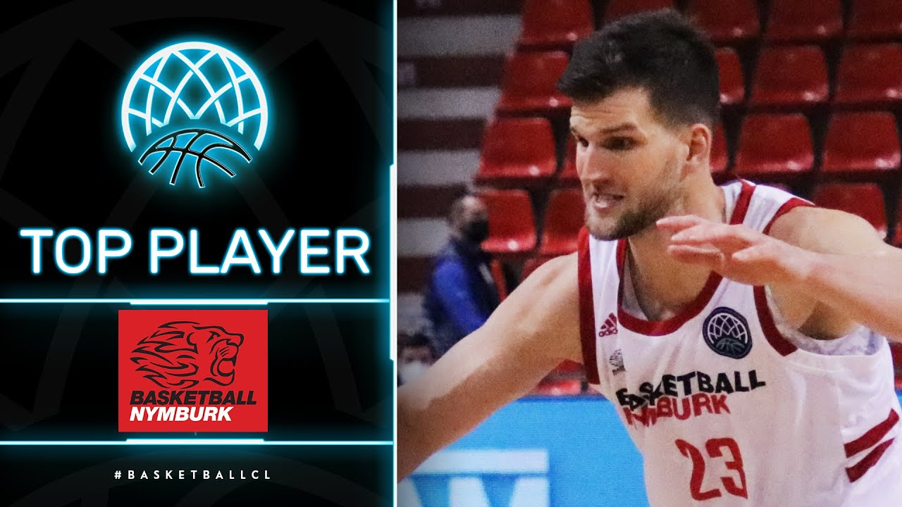 Lukas Palyza's UNREAL 19 PTS in Q4 to secure the win for ERA Nymburk!