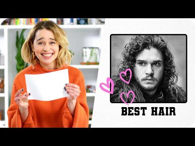 d833a5c46 Game of Thrones  Emilia Clarke vai levar fãs para pré-estreia da última  temporada - Notícias de séries - AdoroCinema