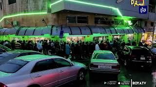 مساء الجمعة.. تهافت كبير على الأسواق عقب إعلان قرار حظر التجول - 21/3/2020
