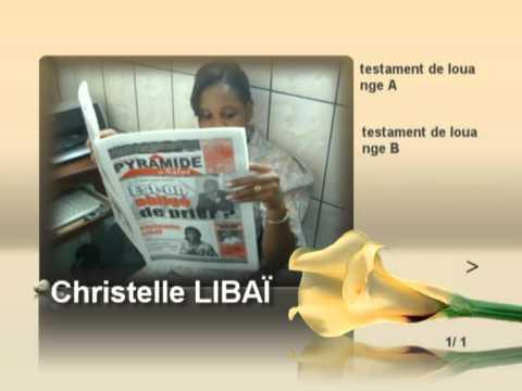 CHRISTELLE LIBAI TÉLÉCHARGER