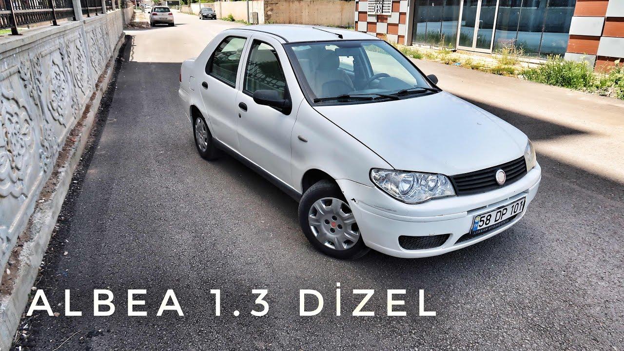 Taksicinin Göz Bebeği | Fiat Albea 1.3 | Multijet | Dizel | Otomobil Günlüklerim