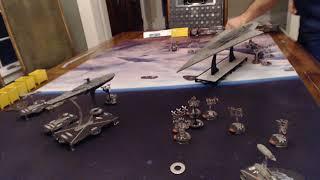 Star Wars Armada: Super Star Destroyer Preview Game Part 1