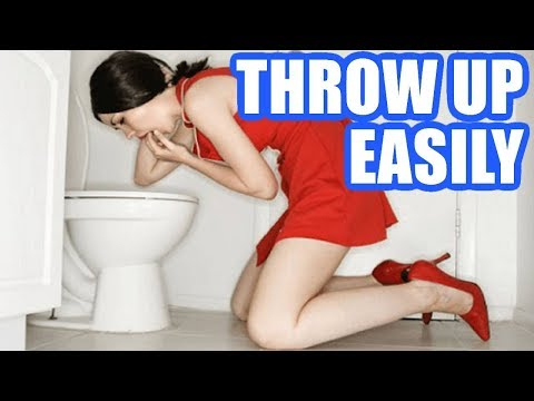 How to Make Yourself Throw Up Easily: 5 Throwing Up Fast Methods