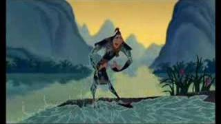 Mulan- A Girl Woth Fighting For- (Mandarin)