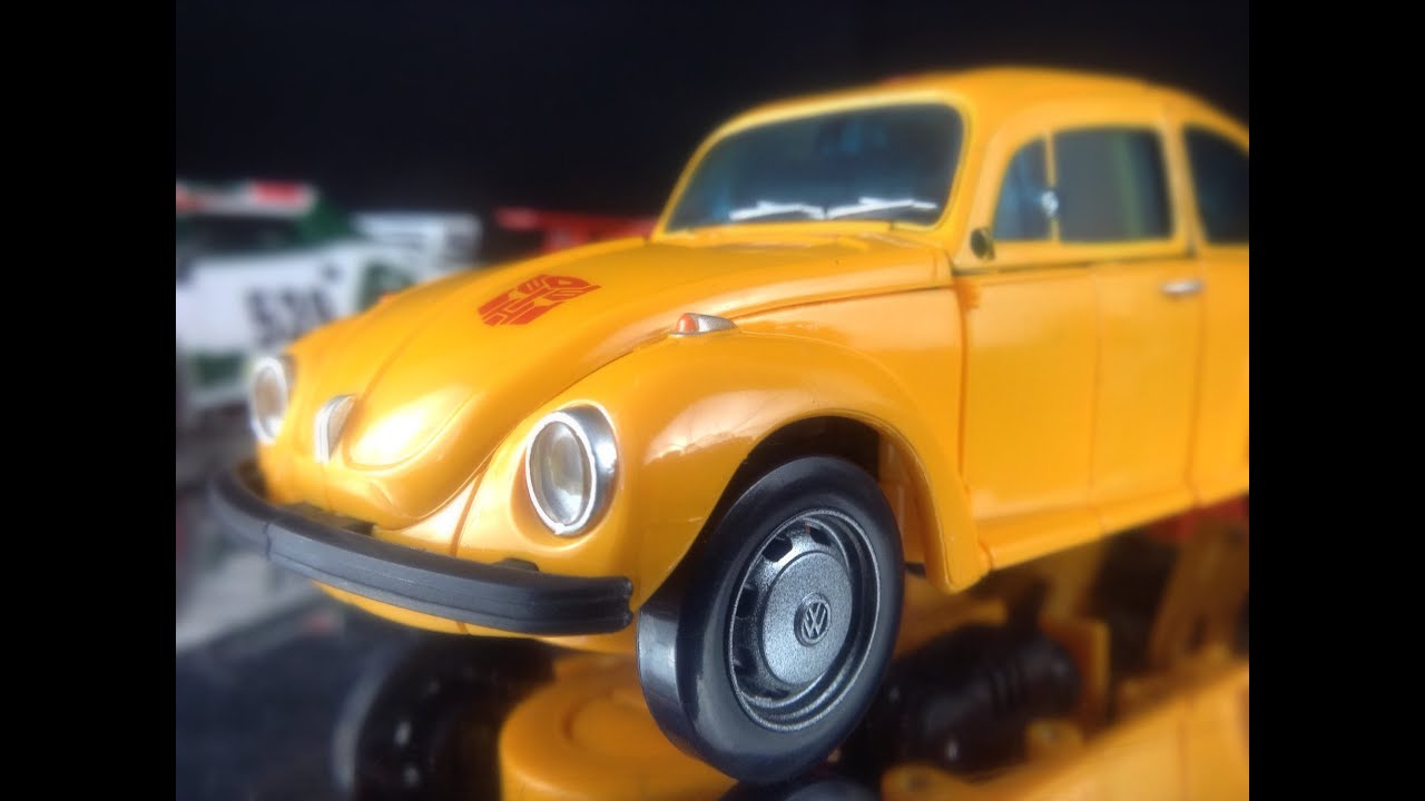 Transformers Masterpiece MP-21 Bumblebee Volkswagen Beetle