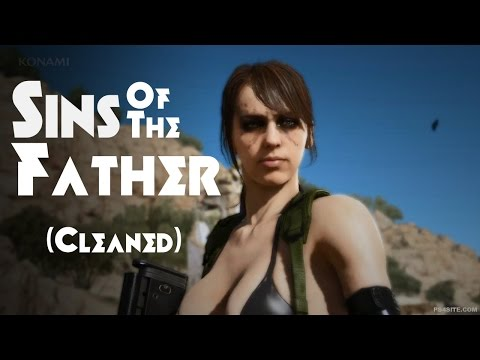 """Metal Gear Solid V Theme: """"Sins of the Father"""" (100% Cleaned)"""