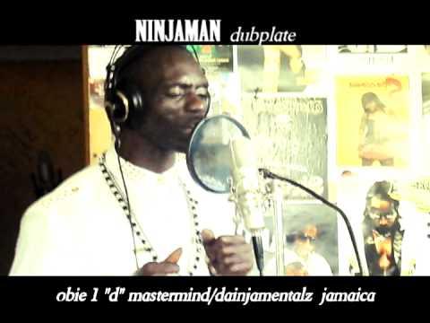 NINJAMAN dubplate Dainjamentalz Jamaica