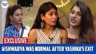#Aishwarya was normal after #Yashika 's exit : #BiggBoss #Vijayalakshmi | LittleTalks