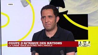 CAN-2019 - La Tunisie fait match nul (1-1) :