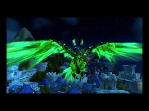 Ездовые животные за достижения в World of Warcraft