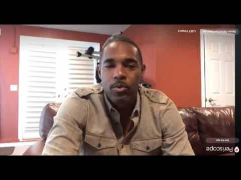 Jason George  S12 Finale Periscope 160519