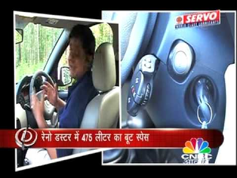 Renault duster test drive by cnbc awaaz