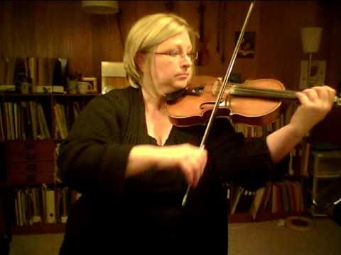 Two Grenadiers by Schumann, Play-Through clip - Suzuki Violin Book 2