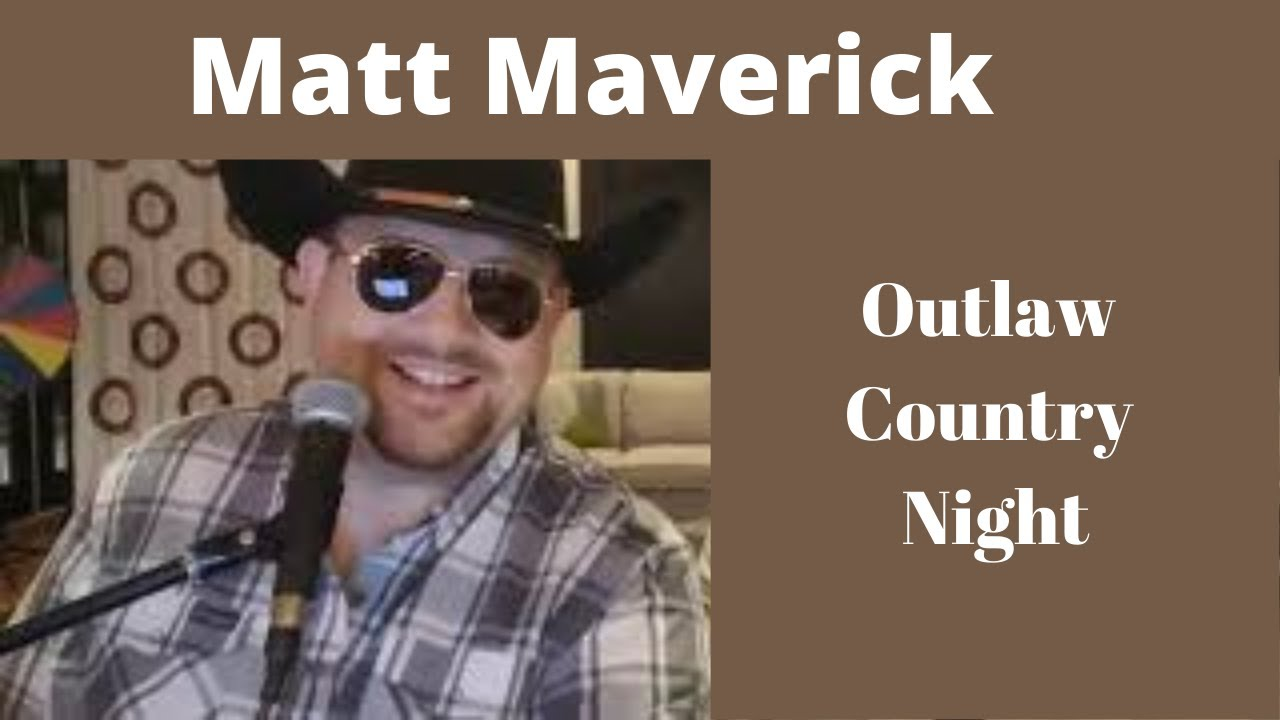Matt Herren Covers Outlaw Country Songs Youtube