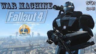 Fallout 4 Силовая Броня Железного Человека