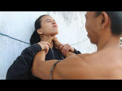 Chintya Candranaya Self Defense Part 1
