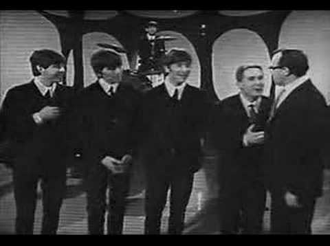 The Beatles  Moonlight Bay Morecombe & Wise TV  1202