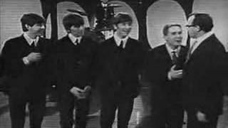 The Beatles - Moonlight Bay (Morecombe & Wise TV Show (12-02