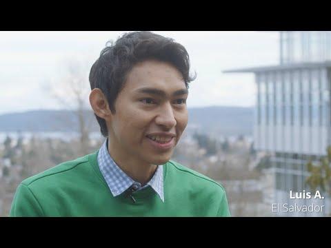 The English Language Centre at Vancouver Island University - Student Testimonials 30 seconds video