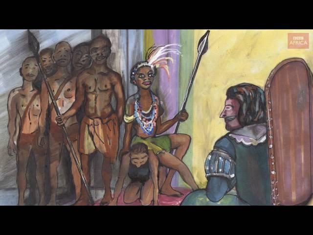 African Women You Need to Know Queen Njinga Mbande (legendado)