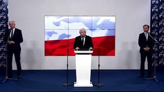 Jarosław Kaczyński wskazał, kiedy powinny odbyć się wybory prezydenckie
