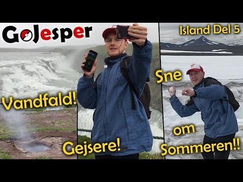 Vandfald! Gejsere! og Sne om Sommeren!! - Island Del 5 (Dansk Pokémon GO) thumbnail