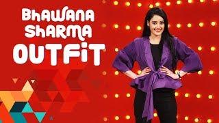 Bhawna Sharma Outfit Amrit Maan German Gun DJ Flow Speed Records