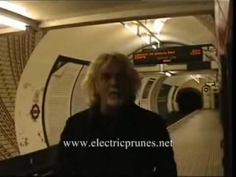 Electric Prunes......Underground!