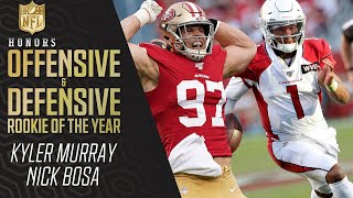 Offensive and Defensive Rookies of the Year! | 2020 NFL Honors