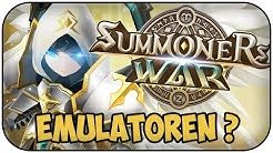MIT EMULATOREN UND BLUESTACKS 4 SUMMONERS WAR SPIELEN!
