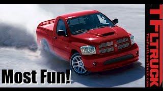 Buy These Pickups: Top 5 Most Fun Used Trucks You Should Buy!